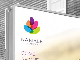 Real Estate Branding for Namale - featured, Logo Design for Real Estate Developer